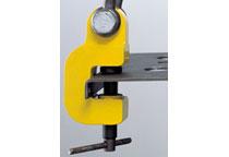 Camlok TSD screw clamp for sheet metal