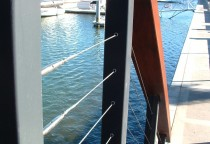 LB Wire Ropes stainless steel balustrading