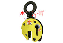 Camlok CY universal plate lifting clamp