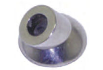 Stainless steel angled washer
